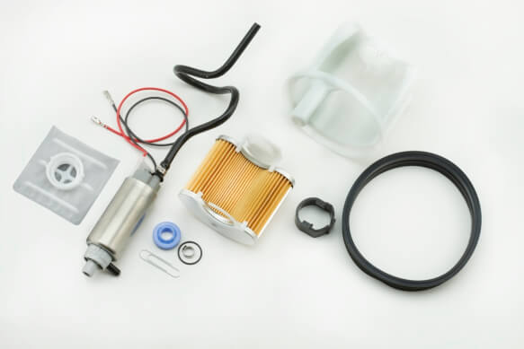 Walbro 255lph In Tank Pump Kit